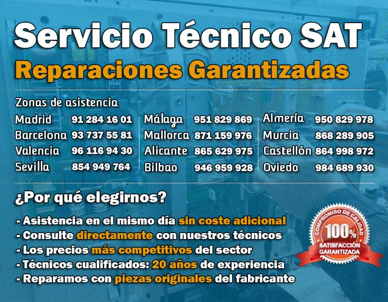 Servicio tecnico indesit reparacion lavadoras aires for Servicio tecnico murcia